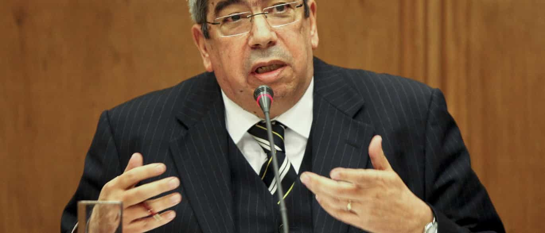 Ferro destaca nova centralidade do parlamento e elogia Presidente