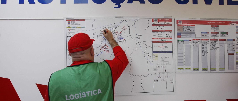 Proteção Civil registou cerca de 400 ocorrências devido ao mau tempo