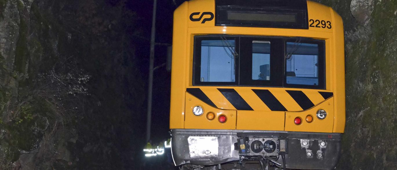 Jovem morre colhido por um comboio em Ovar
