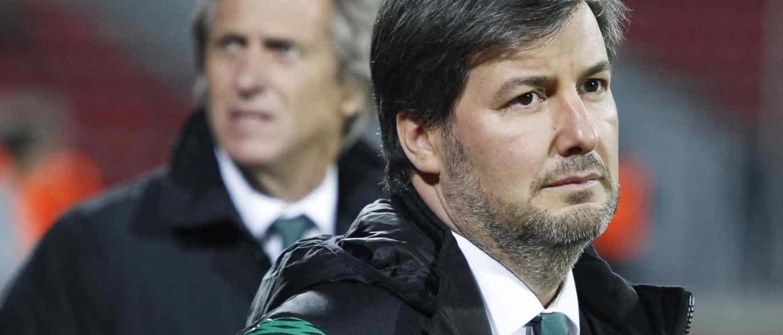 Bruno de Carvalho marcou reunião de emergência com Jorge Jesus