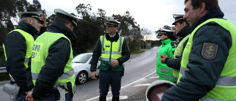 Resultado de imagem para Atividade operacional semanal da GNR de Coimbra