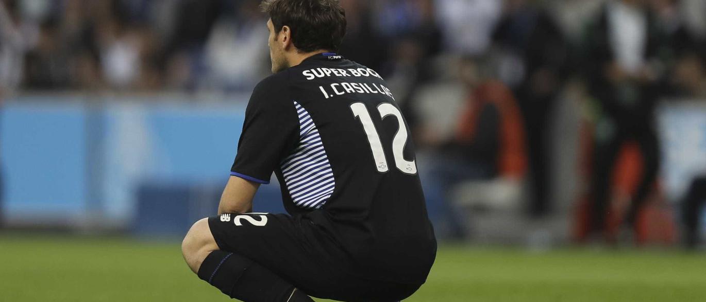 """""""Aventura de Casillas no FC Porto chegou ao fim"""", diz a Marca"""