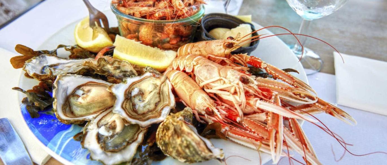 Bildergebnis für Peixe e marisco
