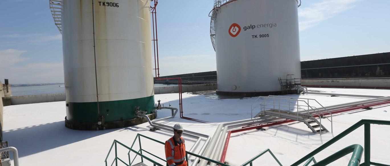 Lucro da Galp sofreu impacto de 80 milhões com queda do preço do petróleo