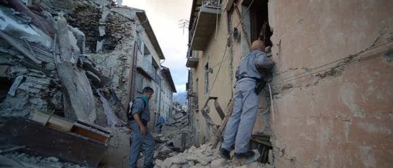 Balanço de mortos no sismo em Itália sobe para 21 vítimas