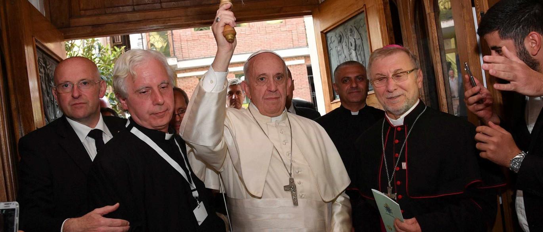 Papa pede que jamais se faça proselitismo com os ortodoxos