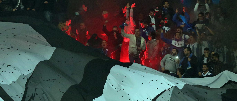 """FC Porto teme """"graves problemas de segurança"""" na Luz"""