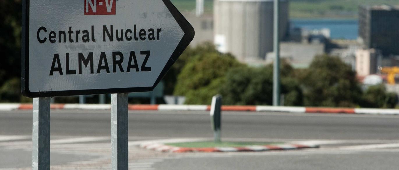 """Almaraz: Construção de aterro nuclear começa """"nos próximos dias"""""""