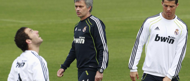 Mourinho terá telefonado a Ronaldo para pedir desculpa