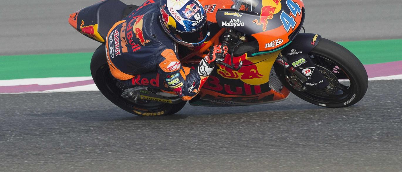 Moto2: Miguel Oliveira termina GP do Qatar em quarto lugar