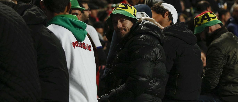 Benfica pode tomar uma atitude perante cânticos da claque da Seleção