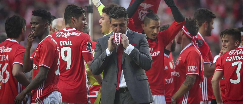 d1b822d5d3 Benfica  A história do tetracampeonato contada em 36 parágrafos