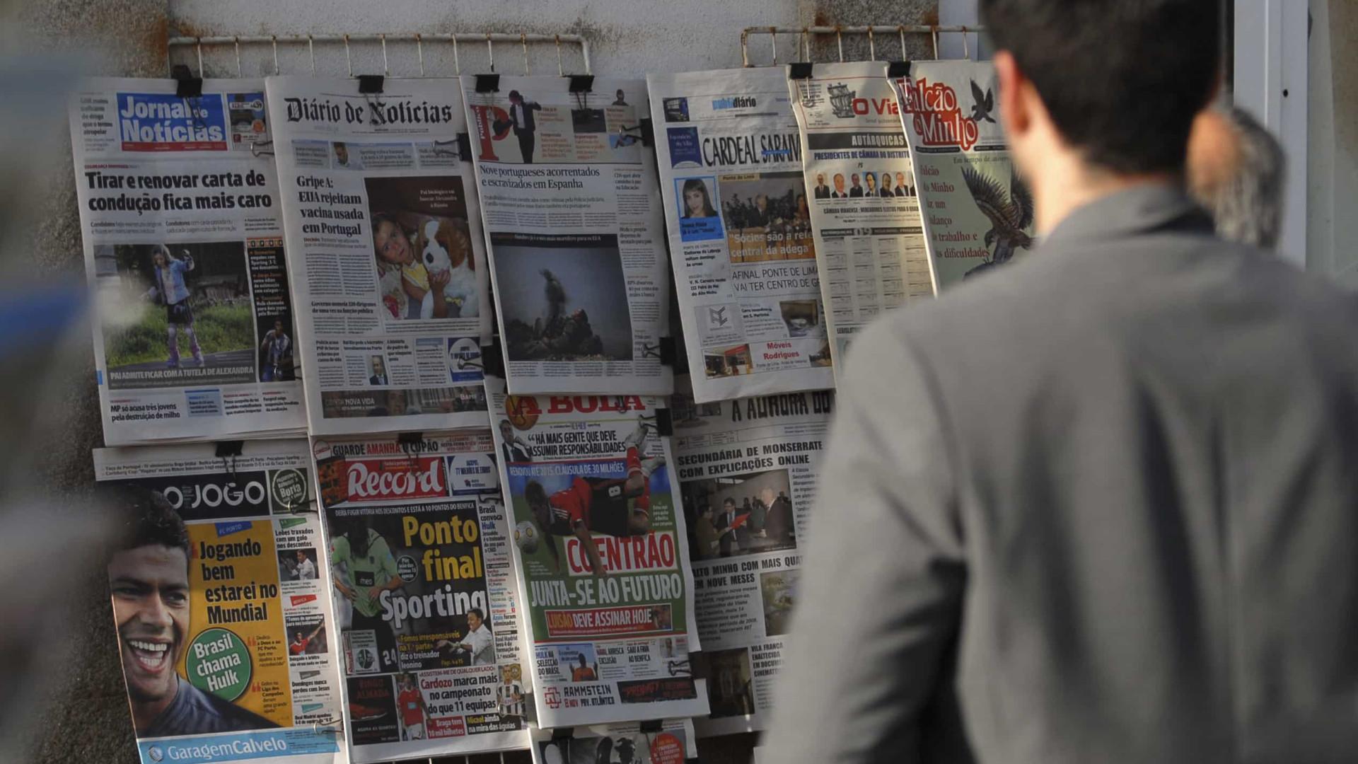 "Liberdade de imprensa ""piorou significativamente"" na Europa"