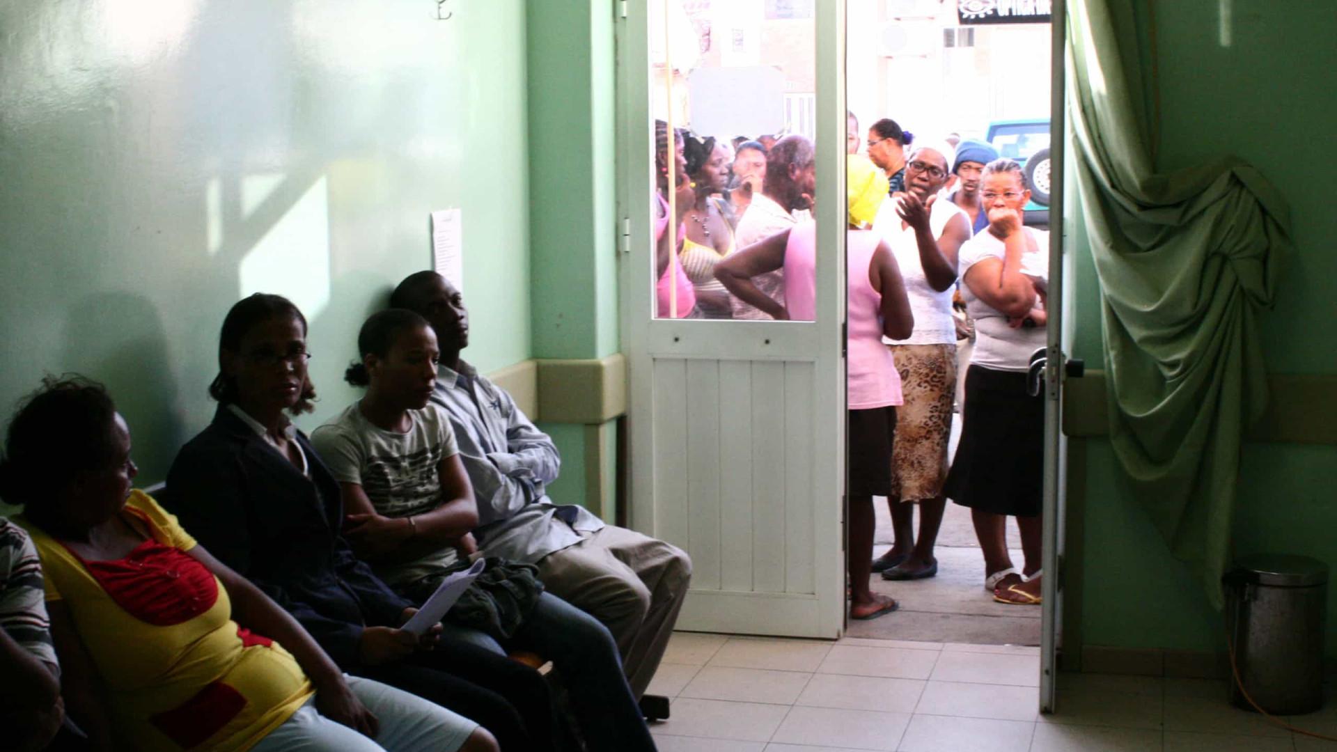 Larvas obrigam a desinfestação da pediatria de hospital de Cabo Verde
