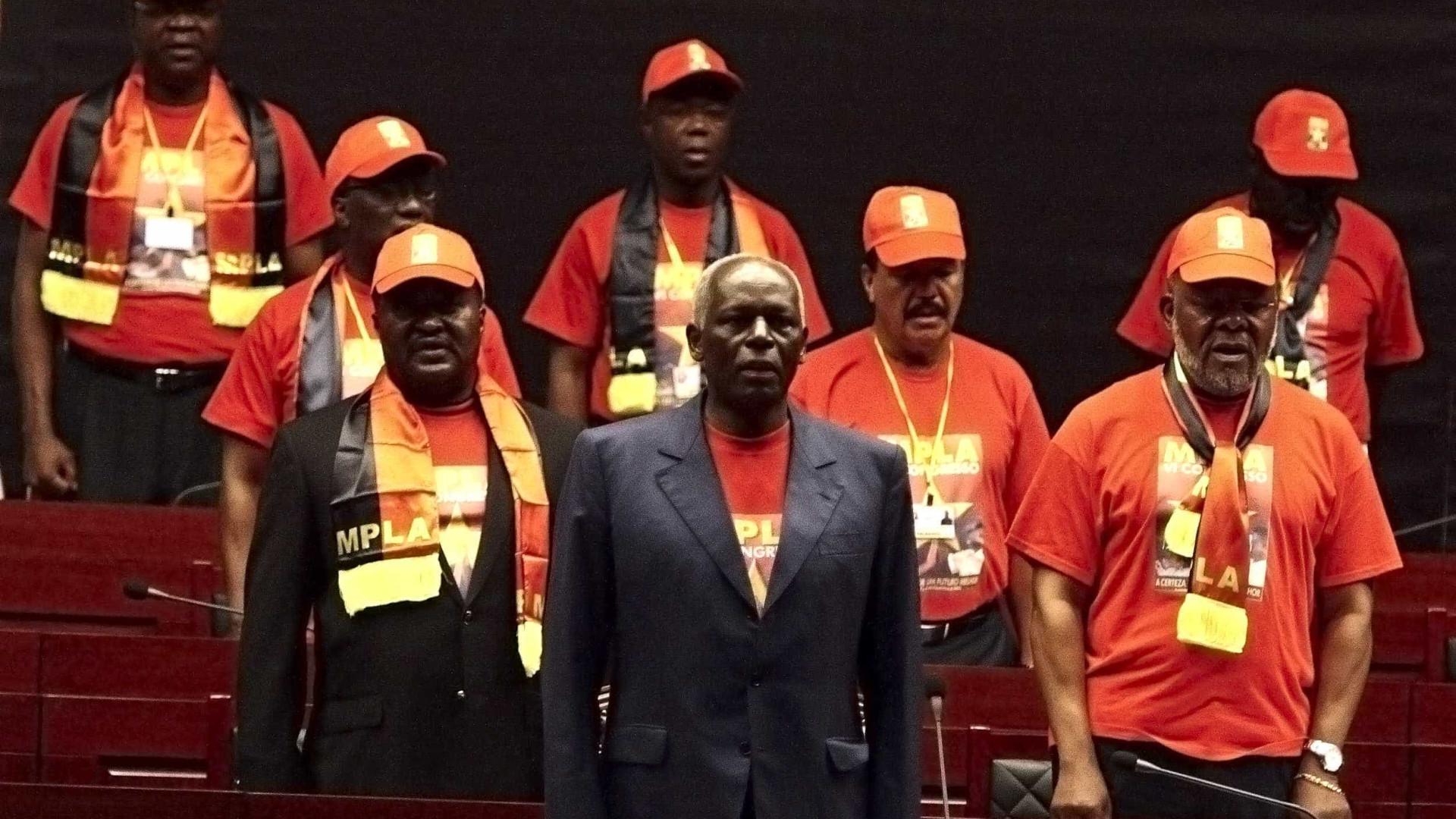 Comité Central do MPLA reúne-se hoje com sucessão em pano de fundo