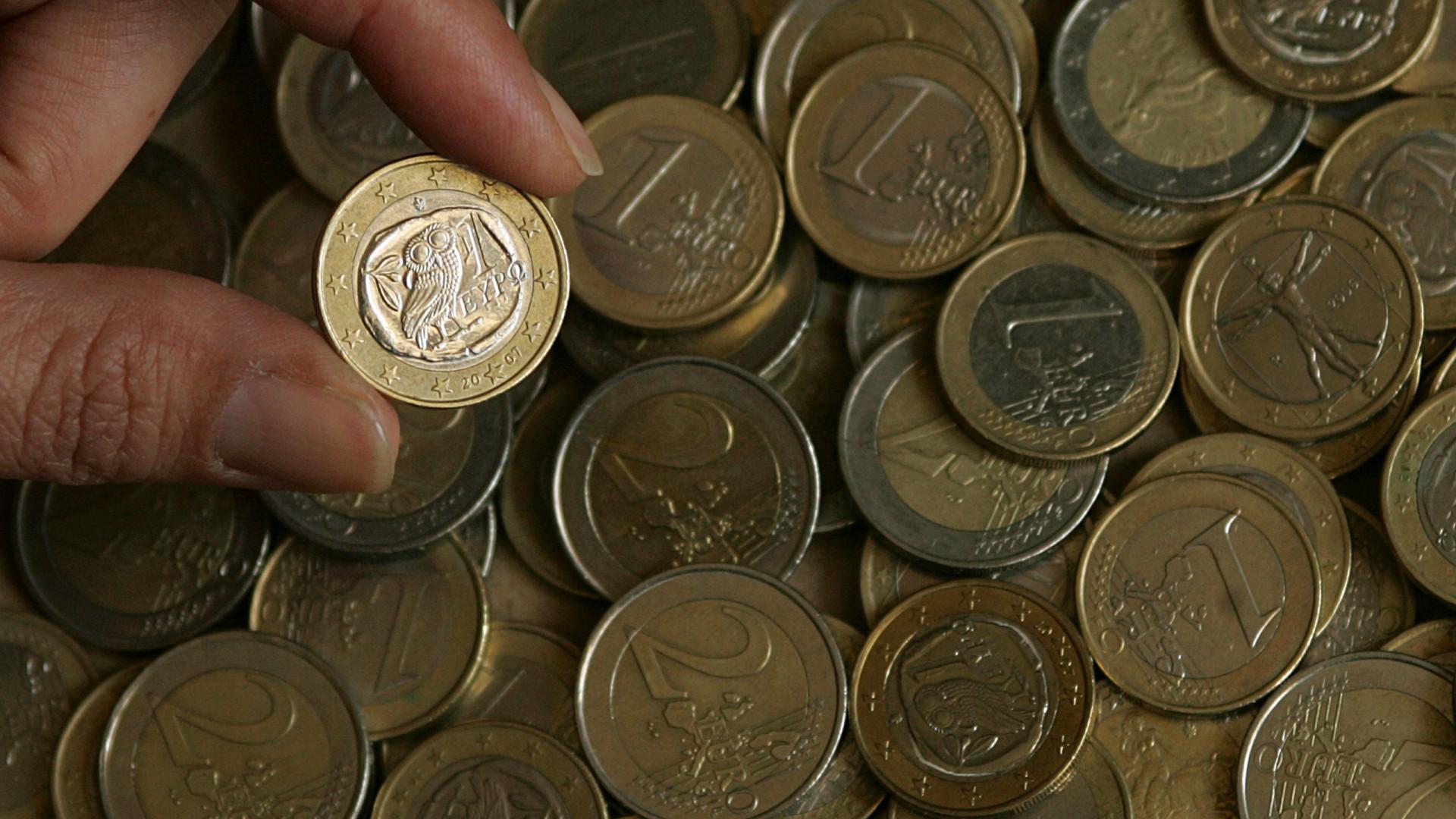 Portugal colocou 1.400 milhões em dívida, abaixo do anunciado