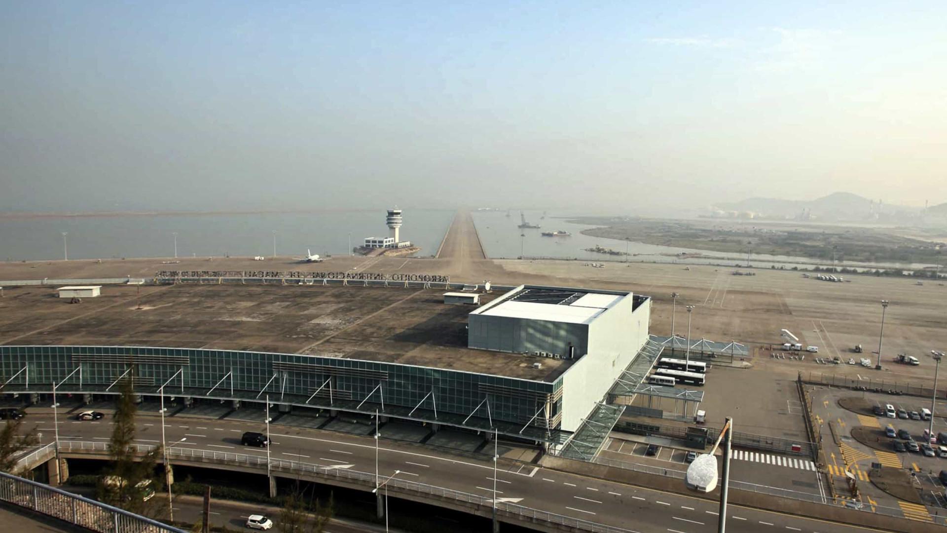 Aeroporto Internacional De Macau : Notícias ao minuto sociedade do aeroporto de macau com