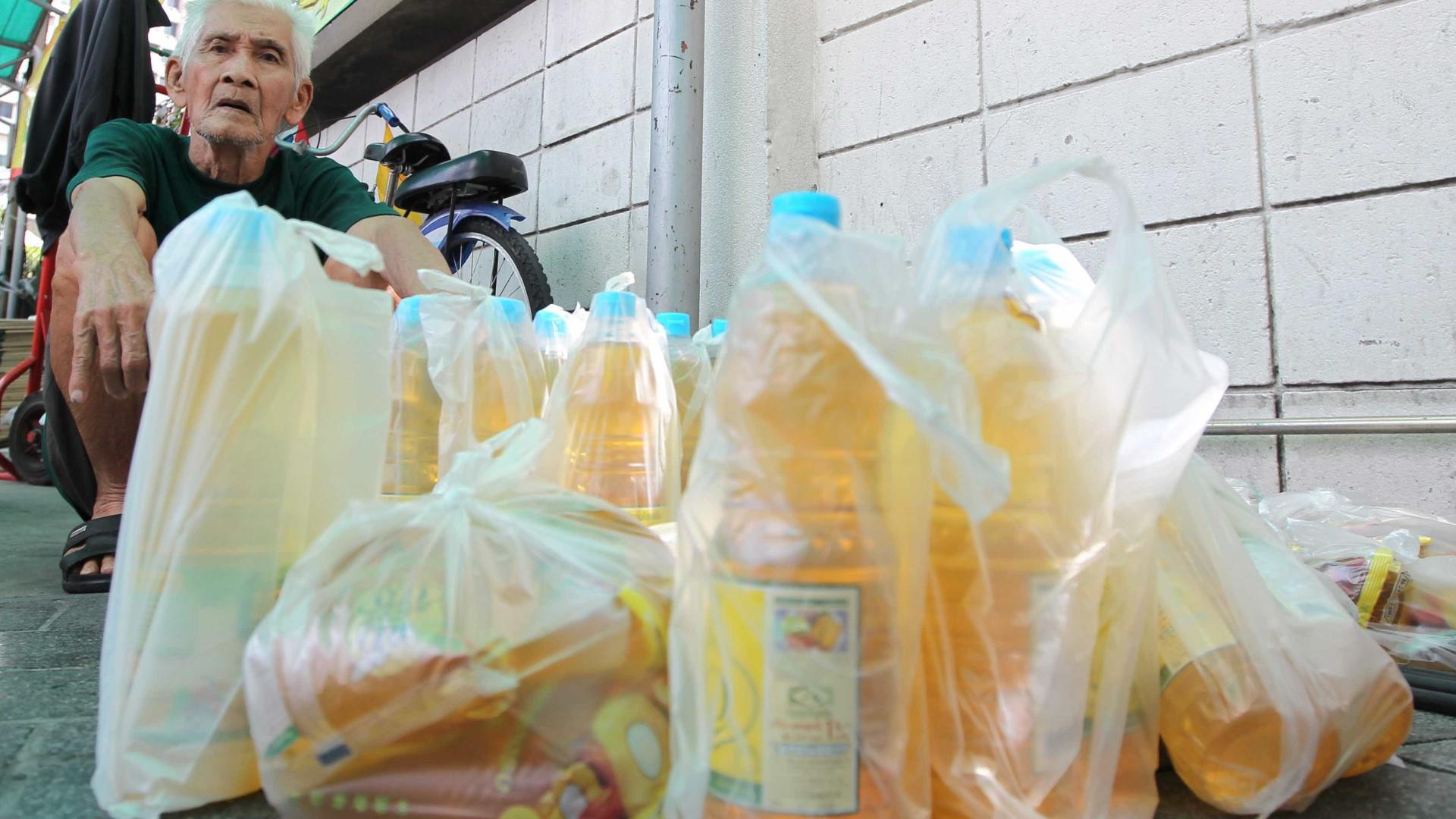 Mais de metade dos óleos alimentares usados vão para o esgoto