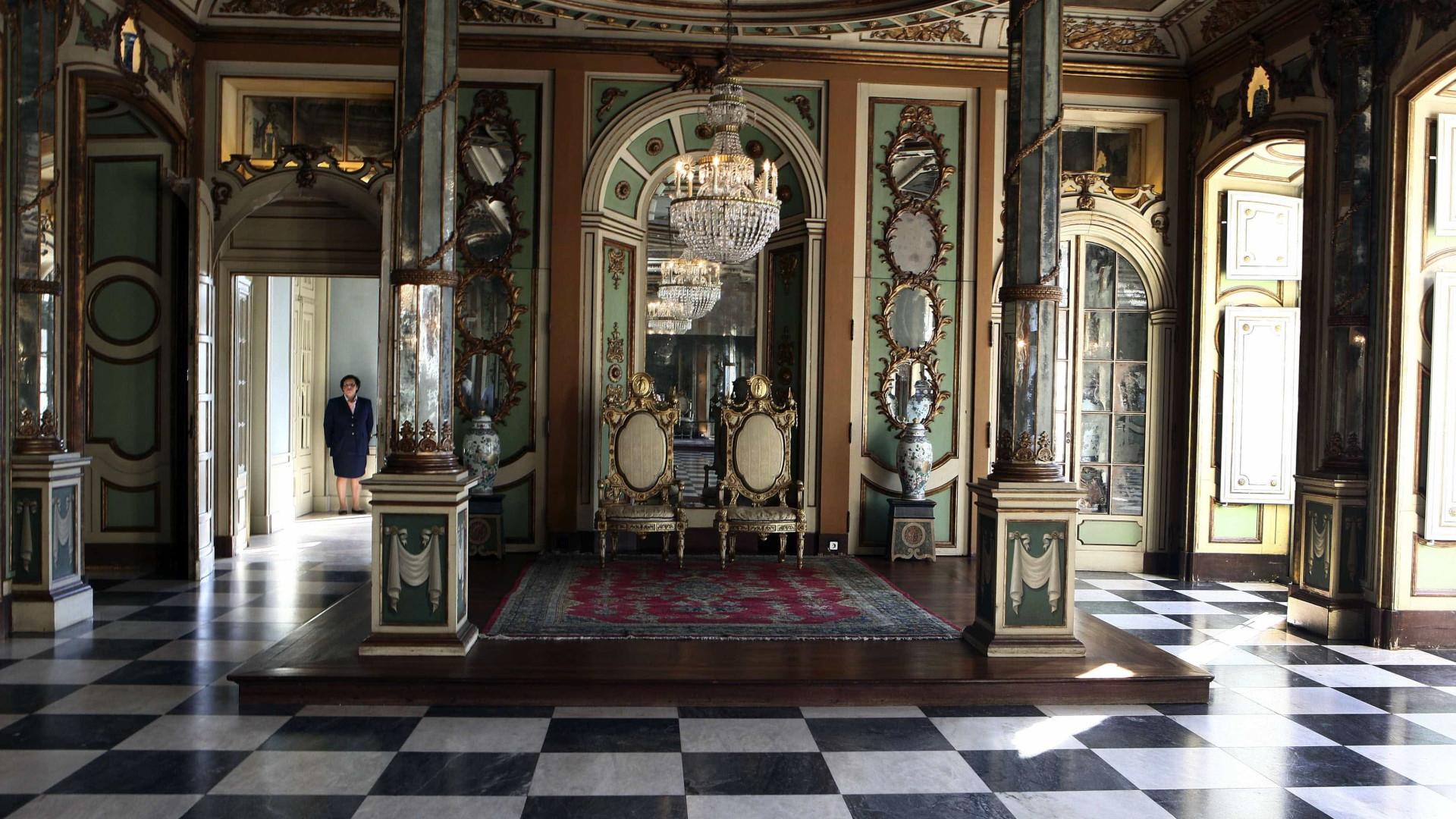 Palácios de Sintra e Queluz estão no Google Art Project