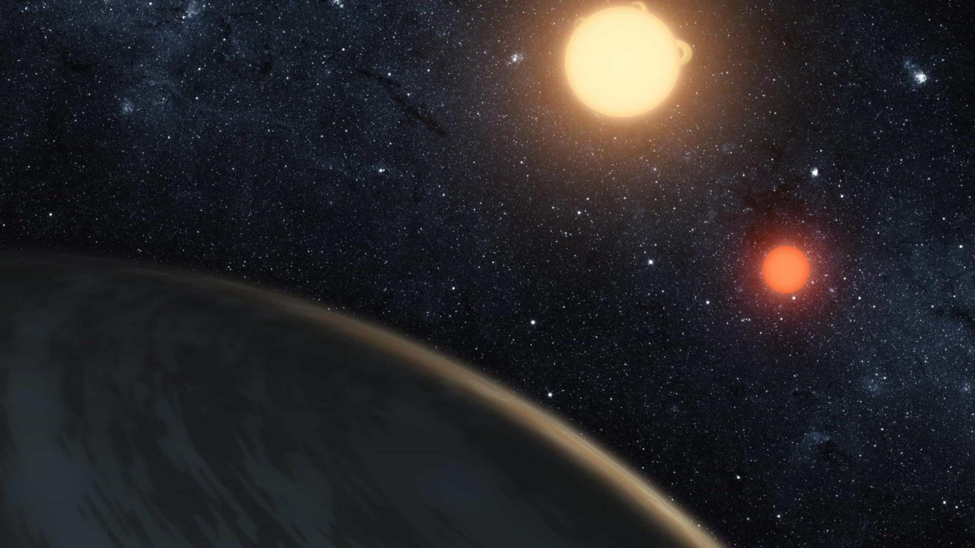 Astrónomos descobrem estrela gigante rica em lítio