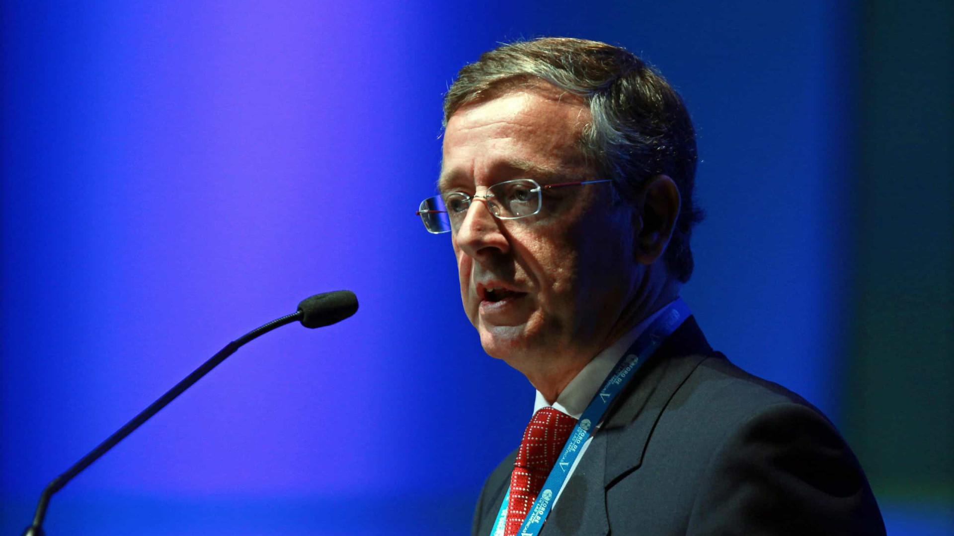 """Português que vai representar UE defende reforma para evitar """"faroeste"""""""