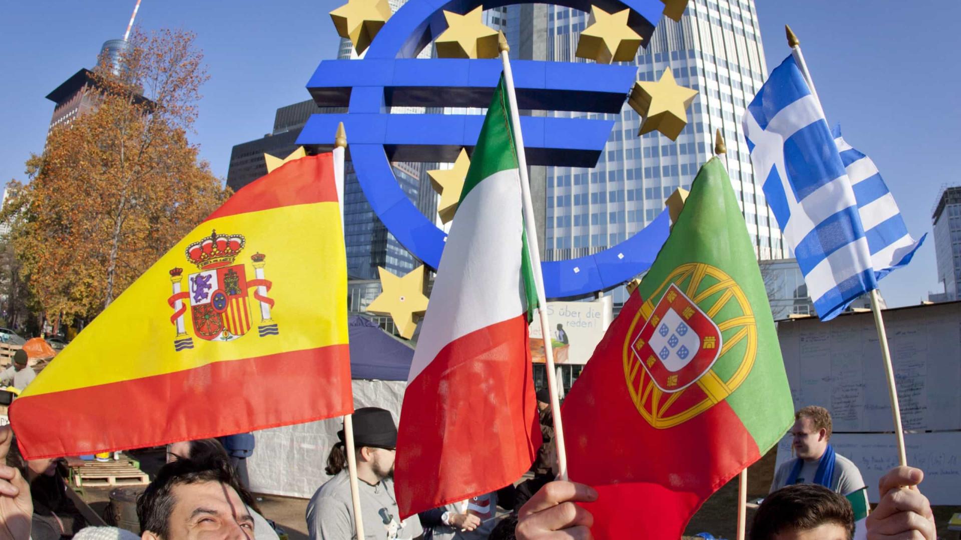 Parlamentos de Portugal e Espanha juntam-se antes de cimeira conjunta