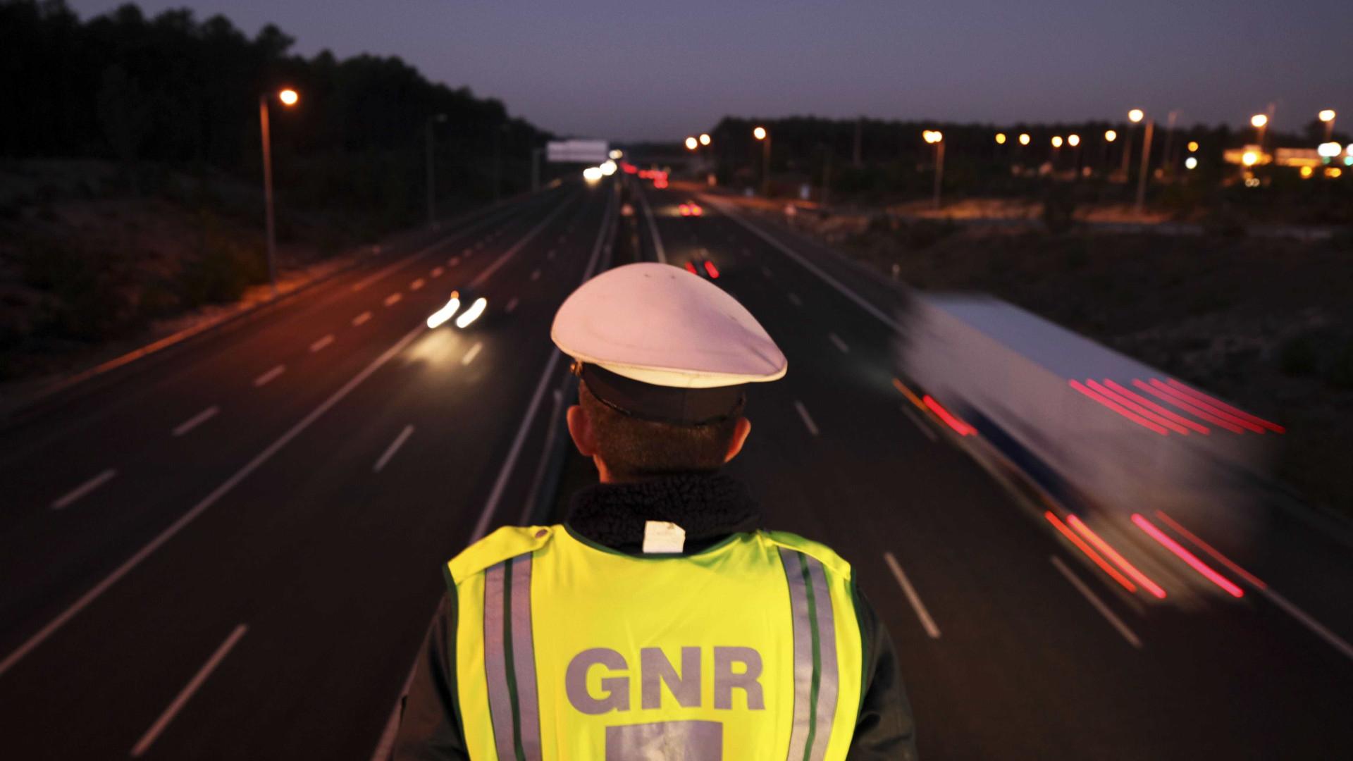 Militar da GNR admite que perdoou multa de trânsito a troco de dinheiro