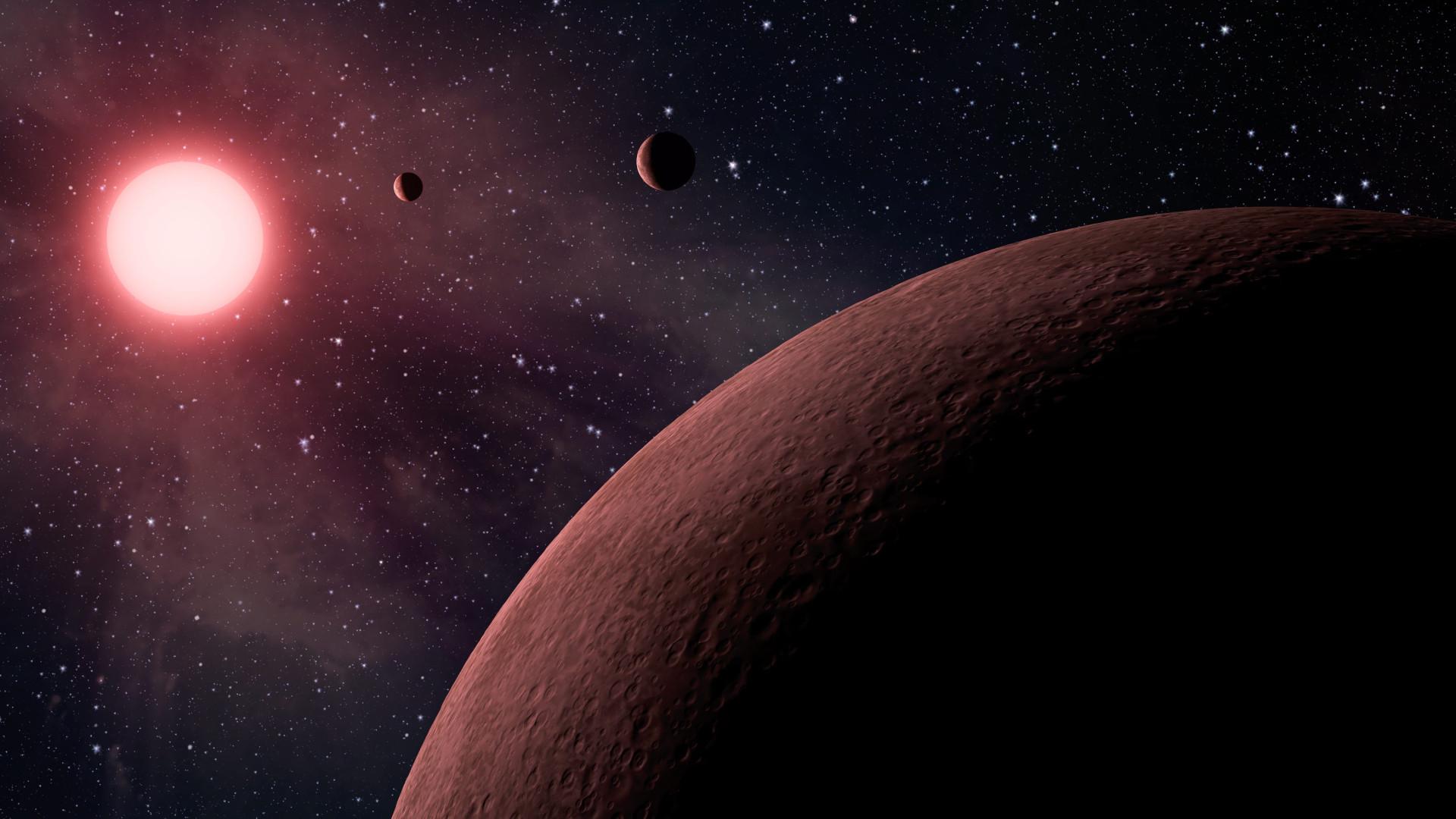 Astrónomos detetam hélio num 'Júpiter' fora do Sistema Solar
