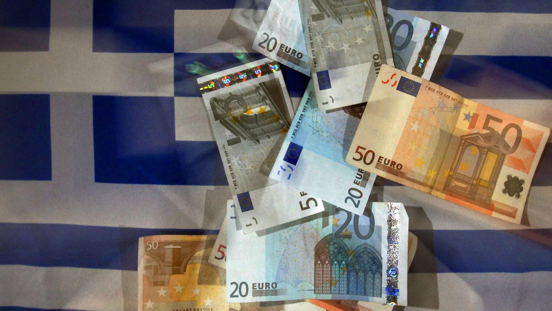 Excedente primário da Grécia sobe para 4% do PIB em 2017