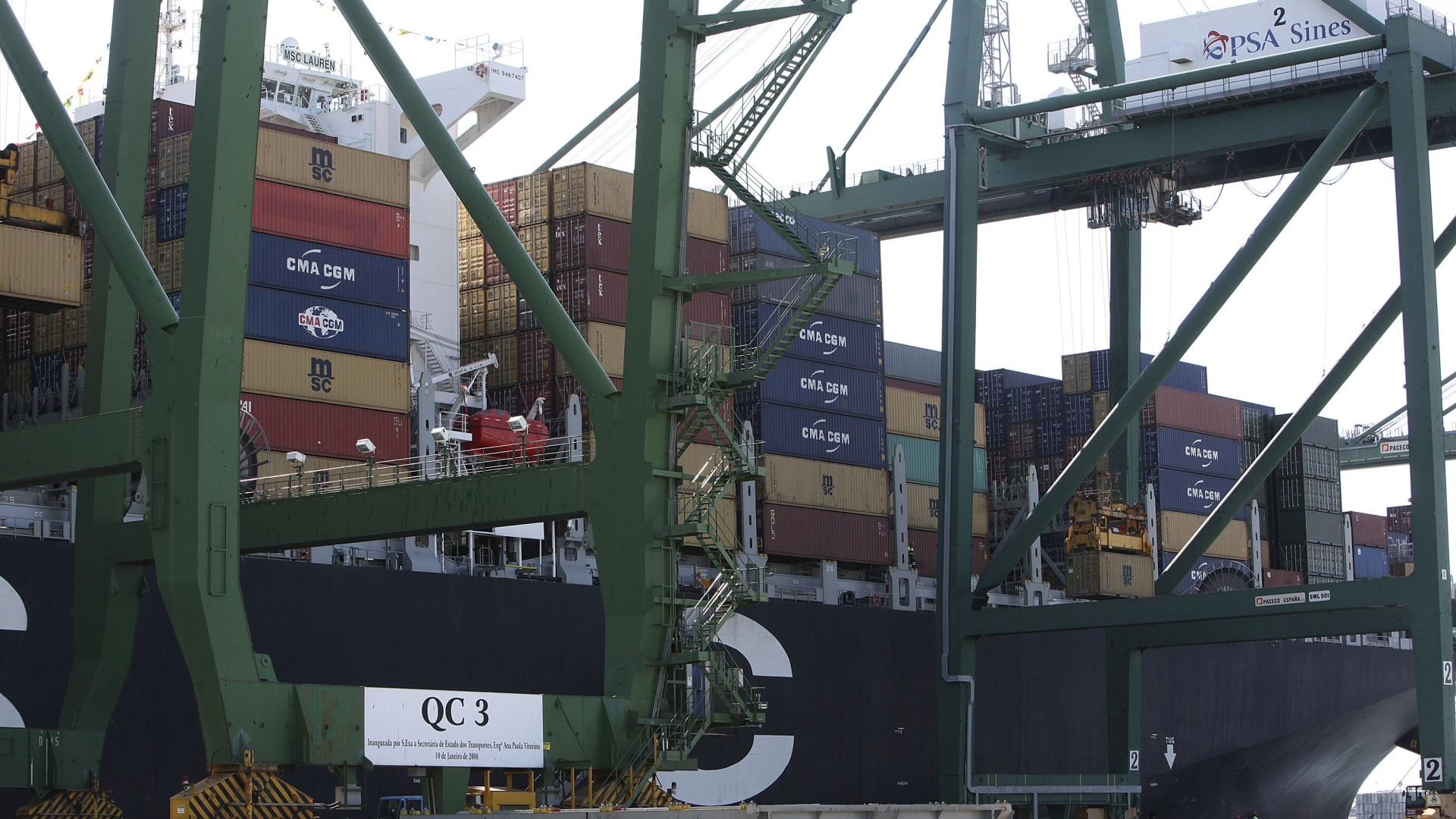 Portugal destrona a China e volta à liderança das importações angolanas