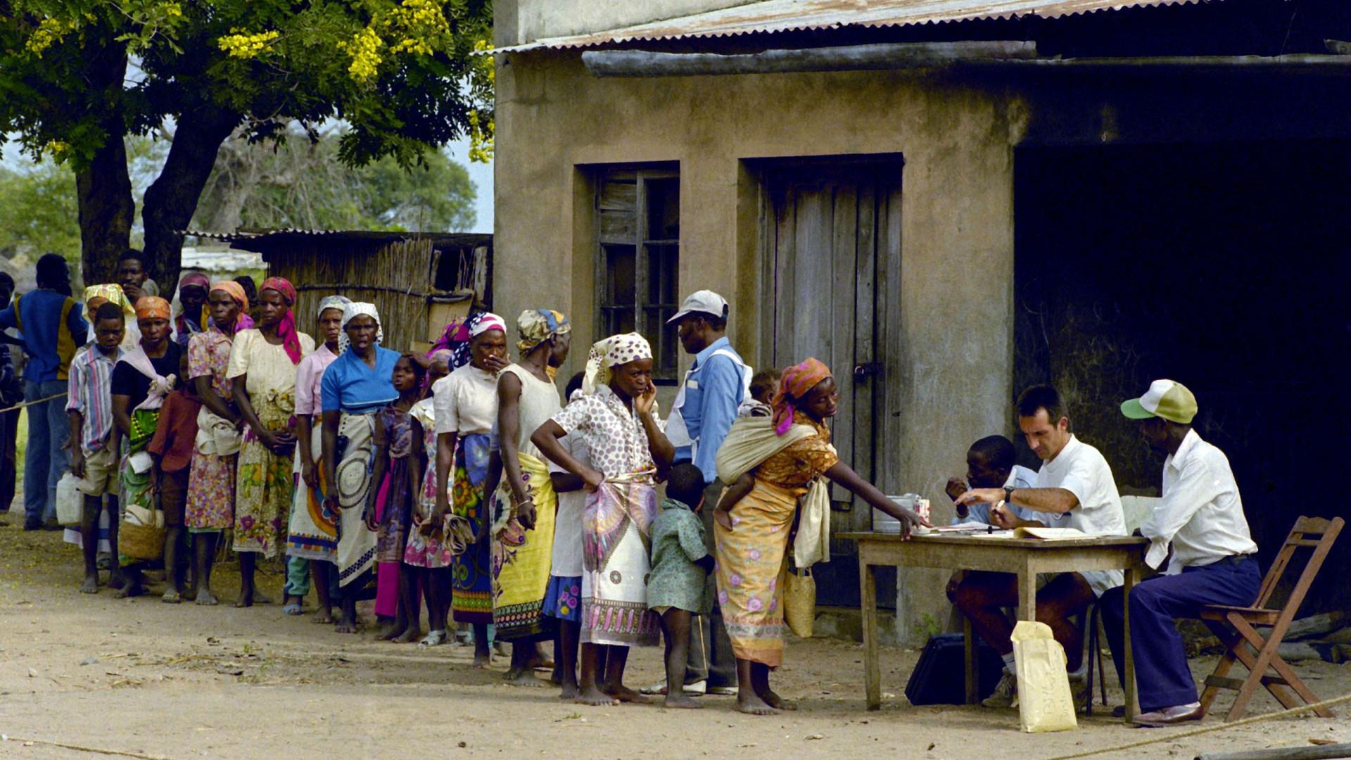 Recenseamento eleitoral termina em Moçambique