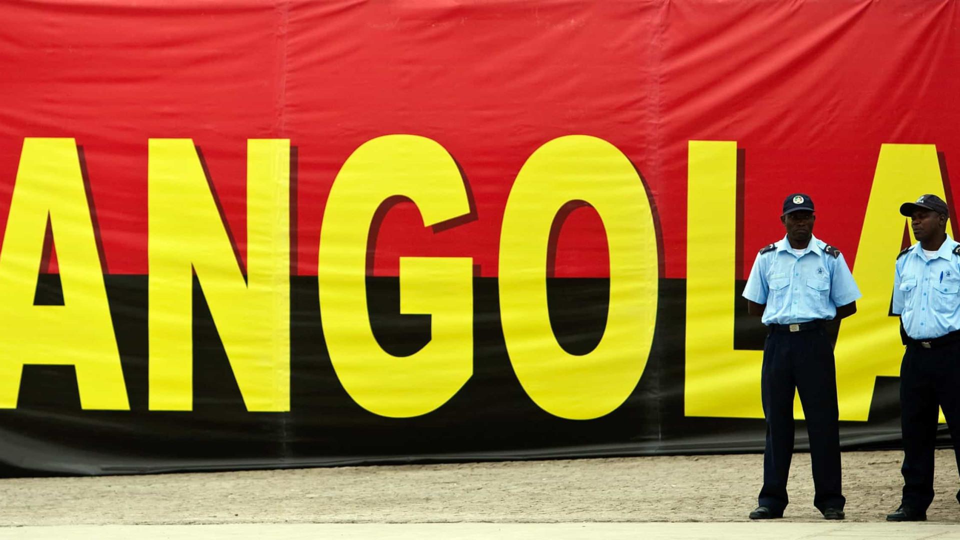 Detido homem que tentava entrar em Angola com 200 mil dólares