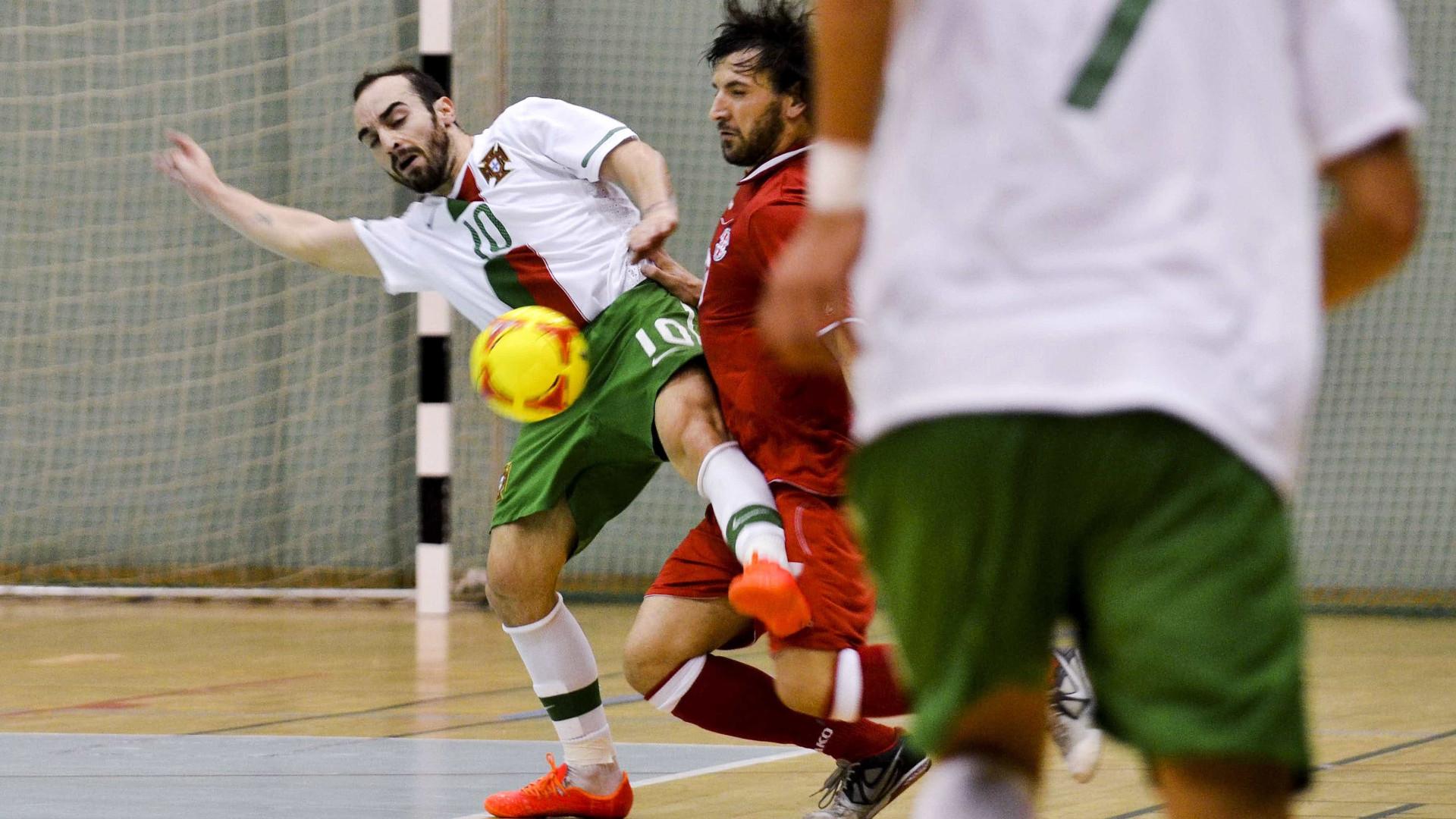 cd3cd512a1 Ricardinho eleito o terceiro melhor do Mundial de futsal