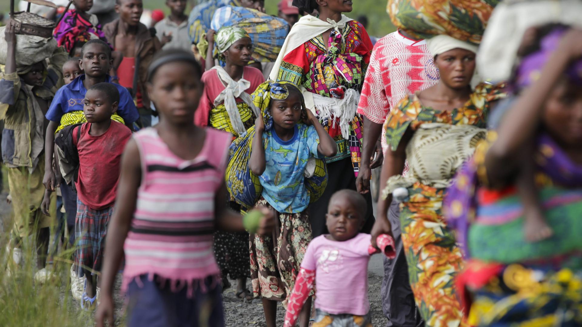 ACNUR pede a Angola para não fechar fronteiras a refugiados da RDCongo