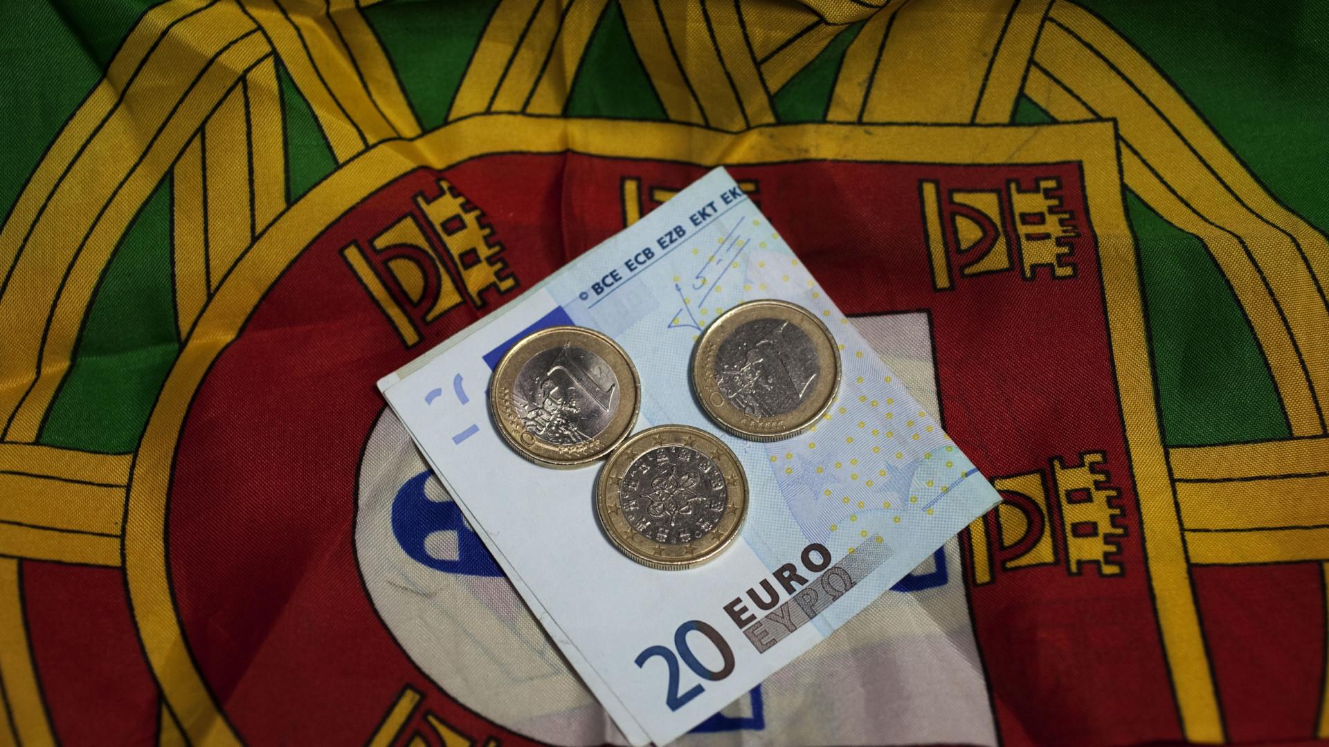 Portugal regressa ao mercado para colocar até 1.500 milhões de euros