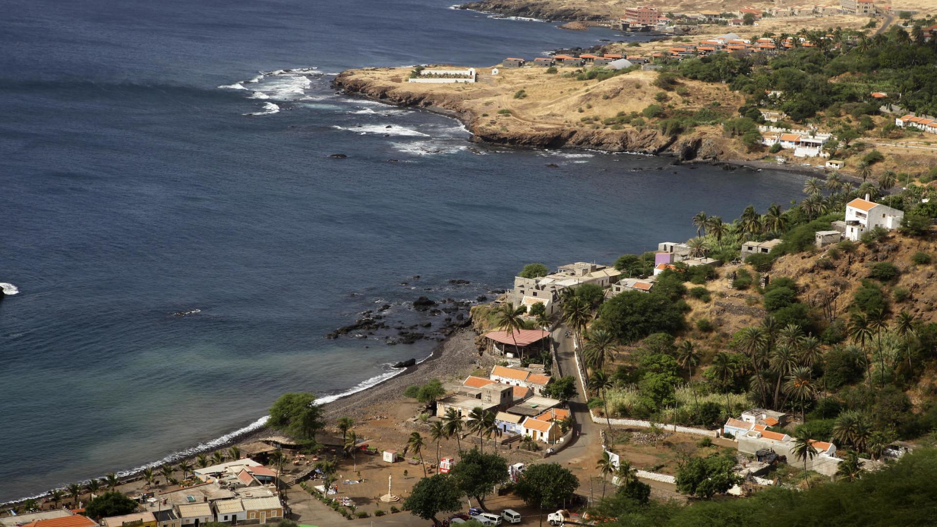 Mar destrói orla marítima na Cidade Velha e faz prejuízos de 90 mil euros