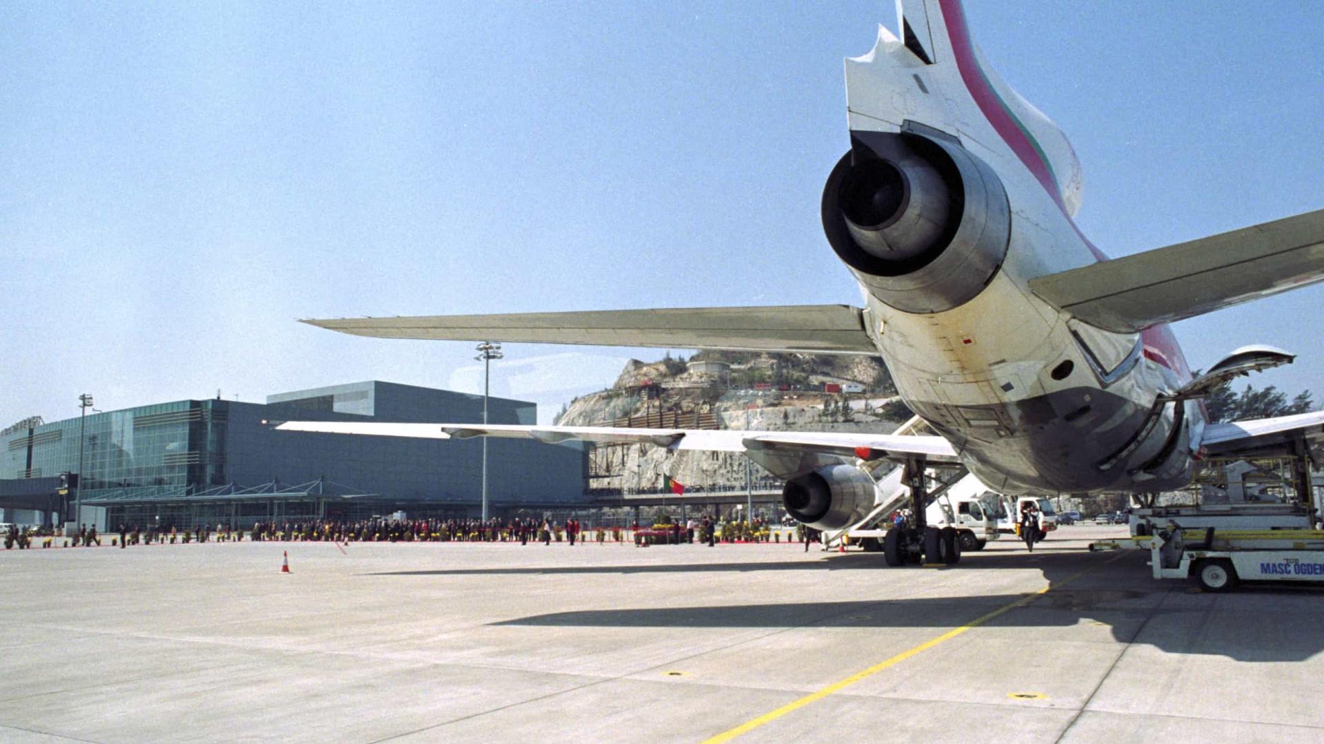 Aeroporto Internacional De Macau : Notícias ao minuto aeroporto de macau com mais dois