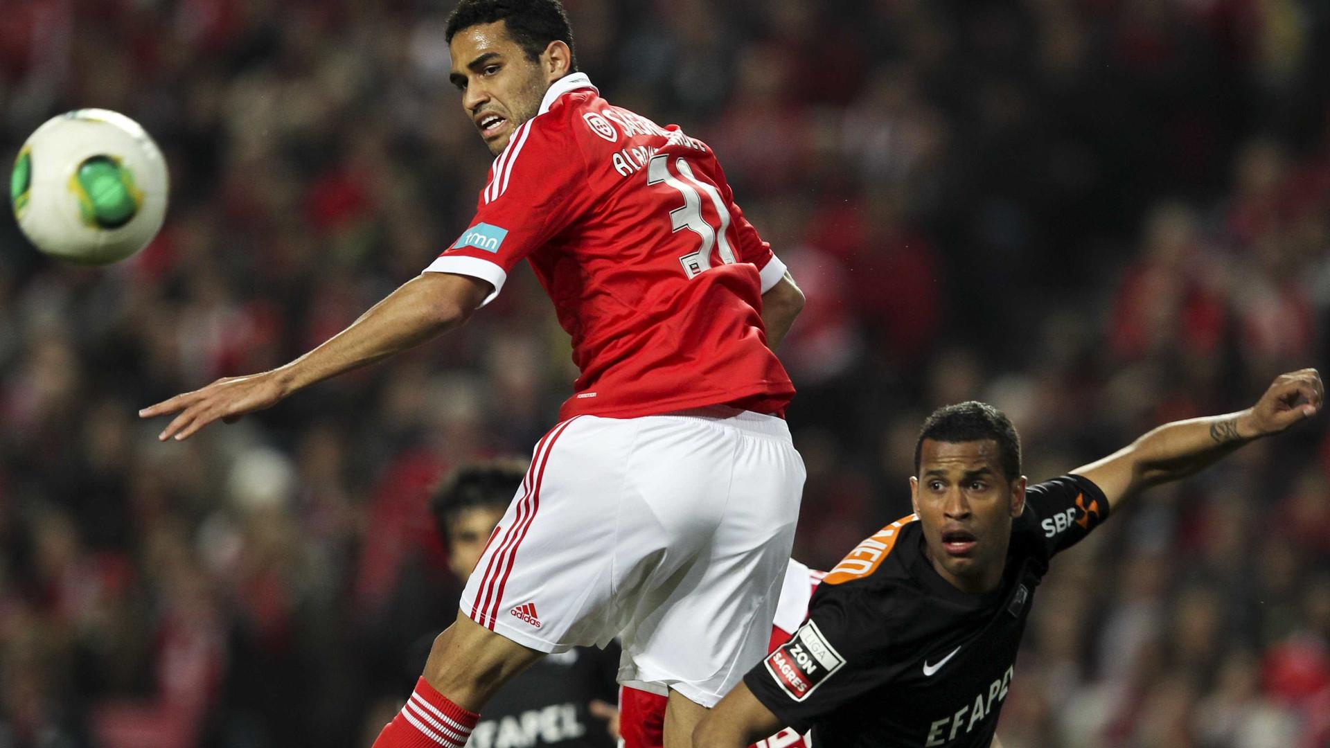 Notícias ao Minuto - Kardec de regresso aos convocados do Benfica 1b704660a827b
