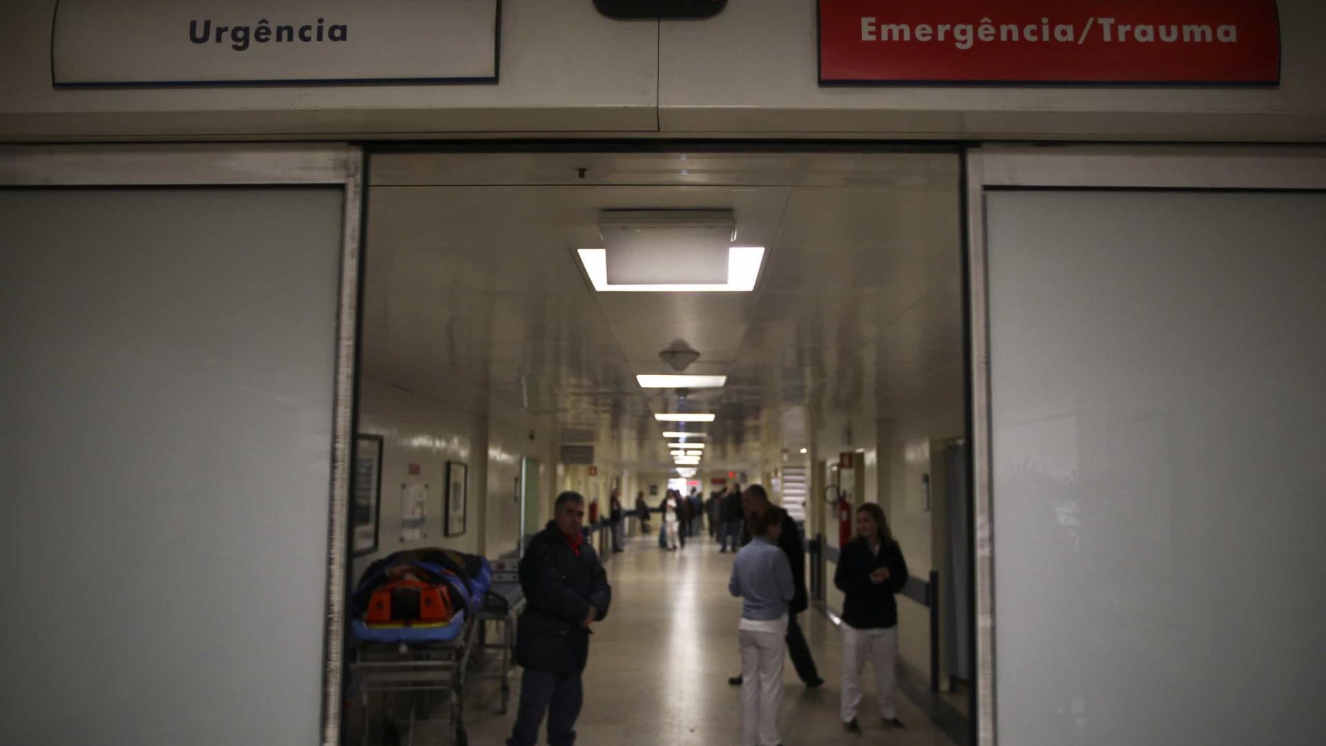 """Médicos reúnem-se para alertar para """"caos nas urgências"""" no inverno"""