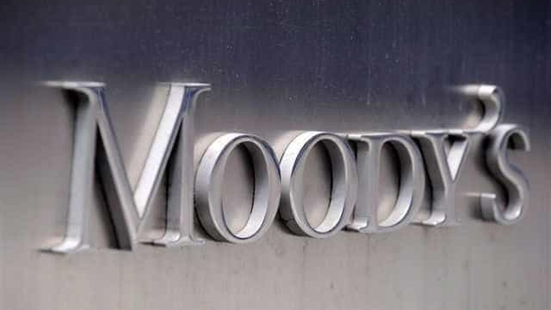 Moody's prevê avanços no PIB português inferiores aos do Governo