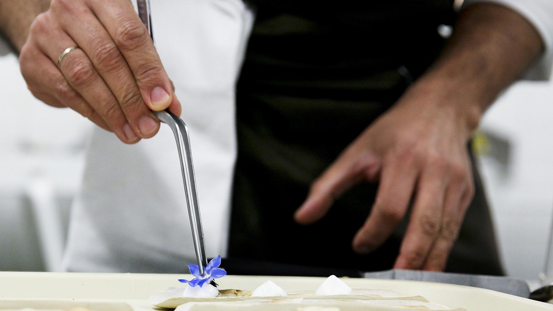 "Chefs com novas estrelas Michelin destacam ""produto fantástico"""