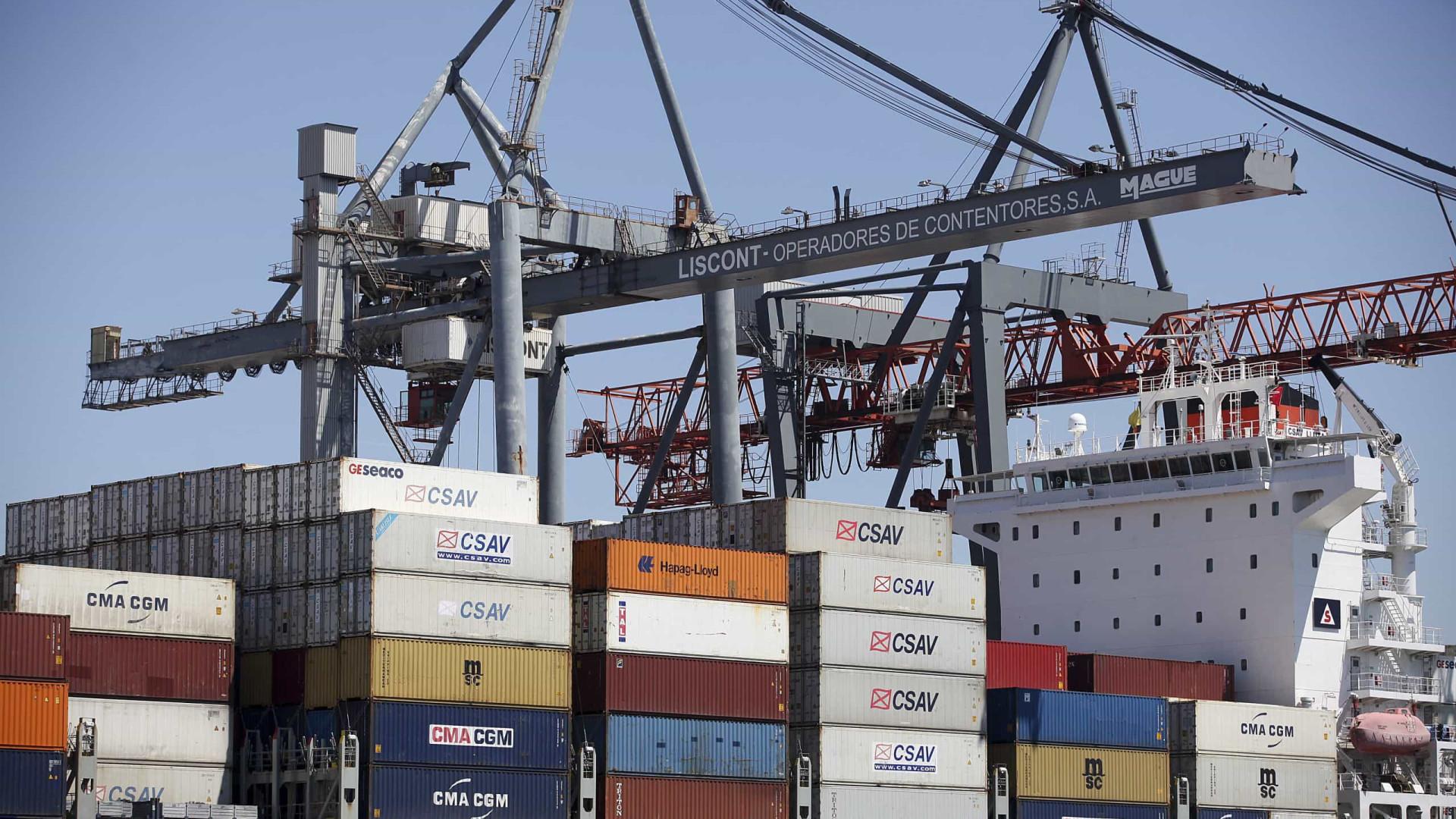 Governo confirma 850 horas extraordinárias no Porto de Lisboa