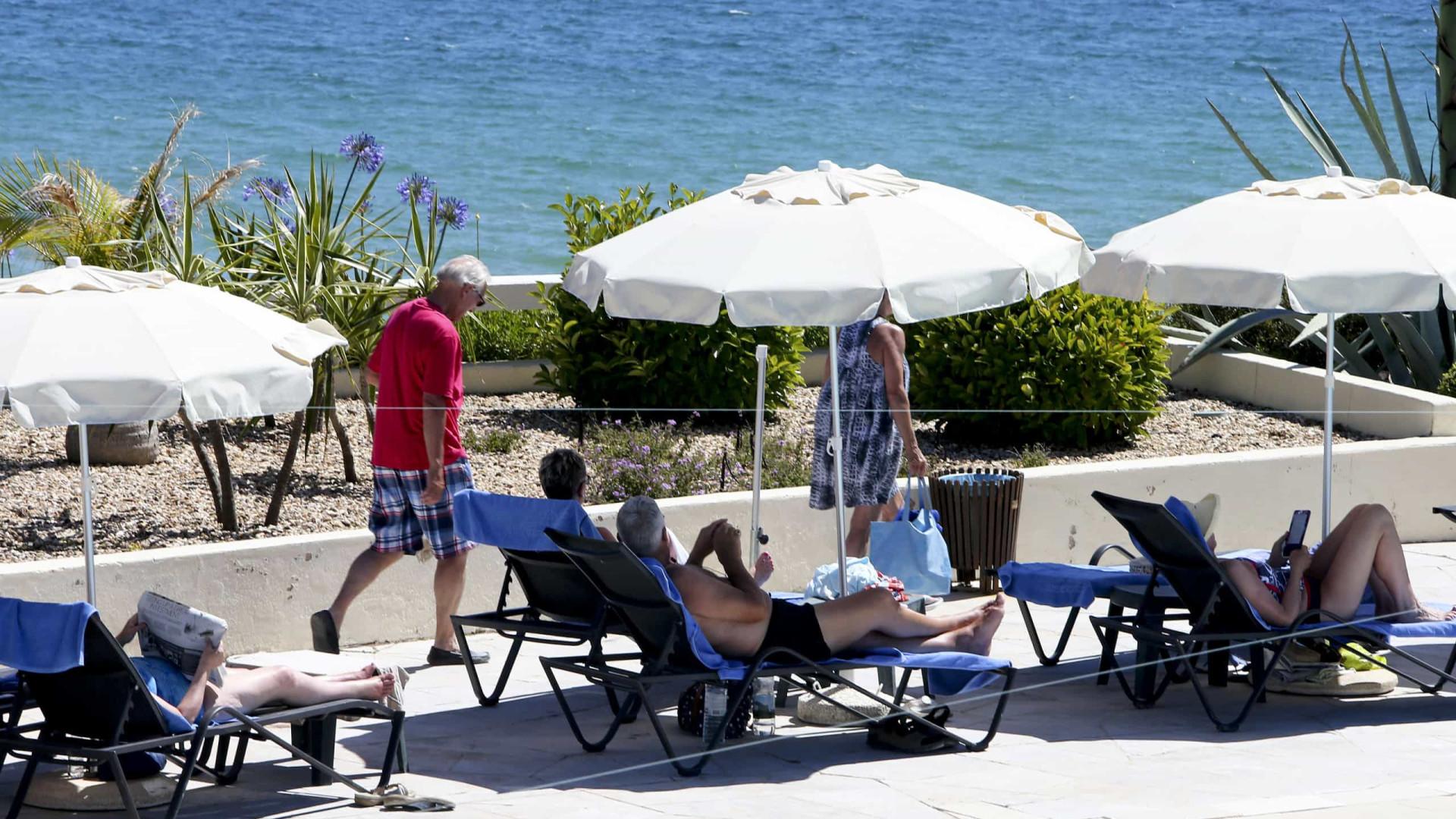 Hotelaria nacional registou melhor trimestre desde há 10 anos