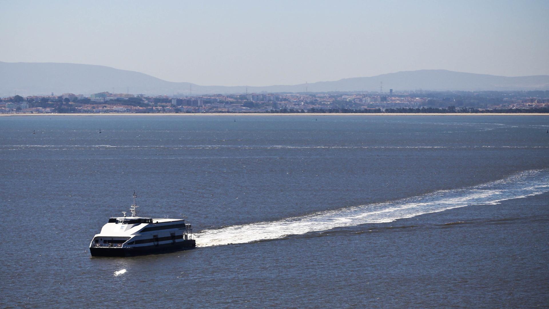 Ligação fluvial entre Barreiro e Lisboa será normalizada hoje