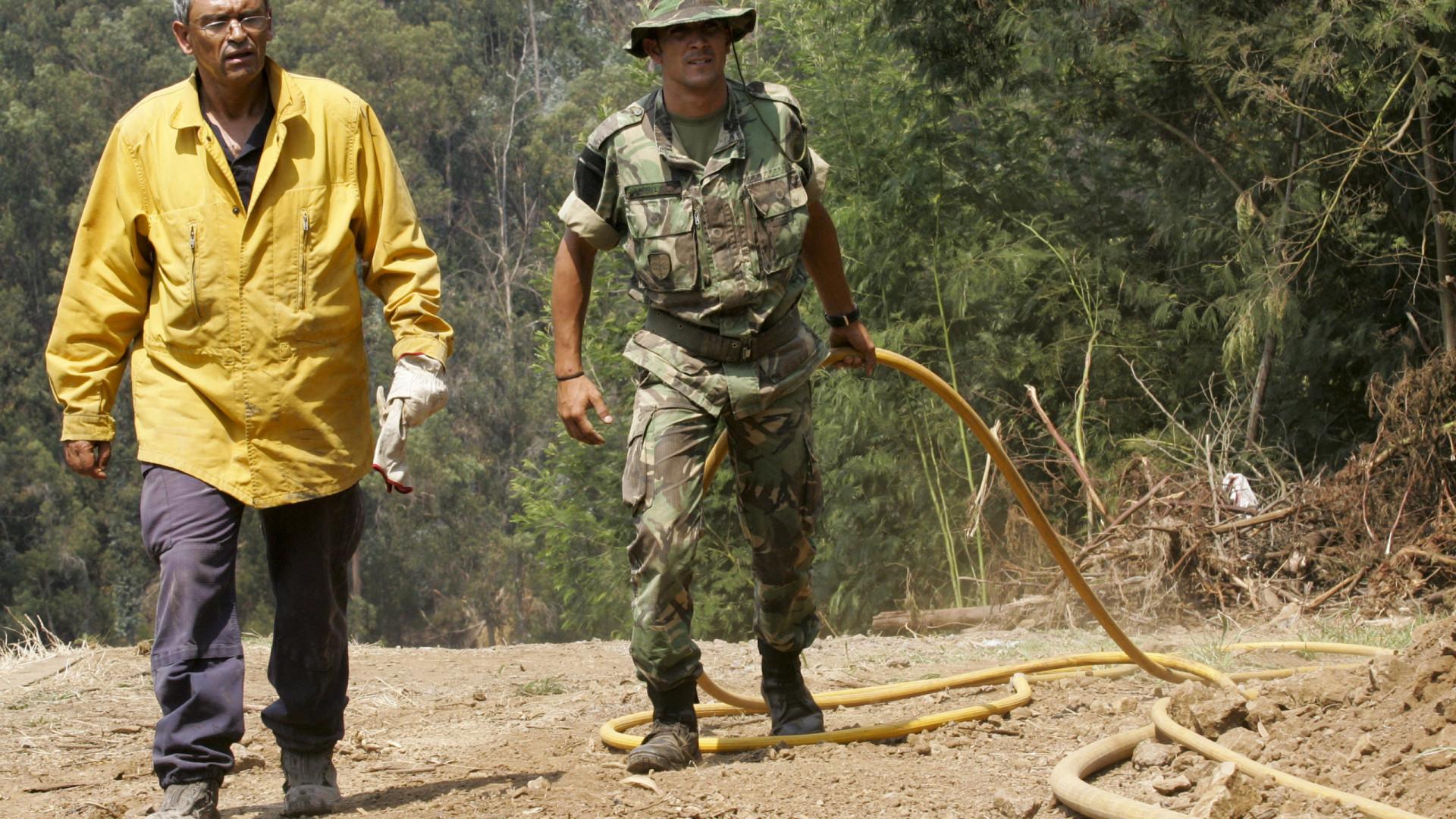 Mais de 14 mil militares envolvidos em ações de proteção civil