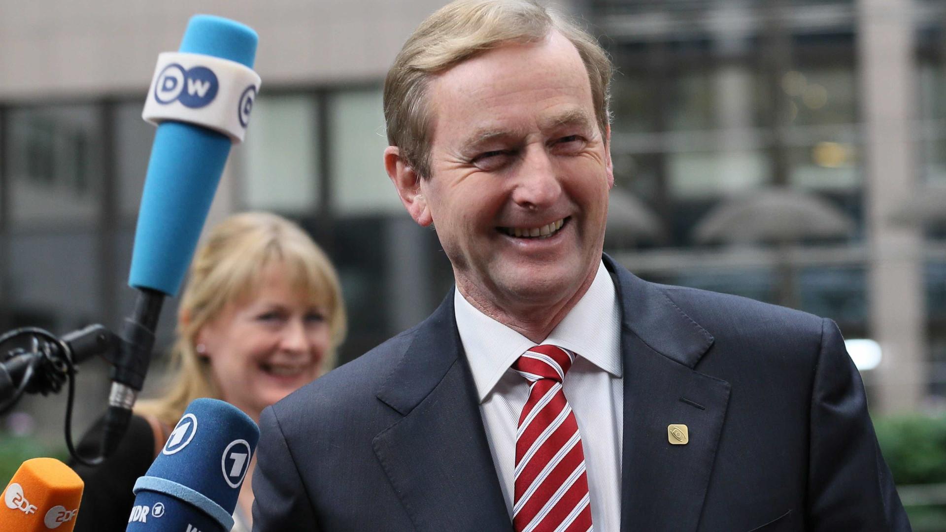 """Irlanda não voltará à """"especulação e ganância"""""""
