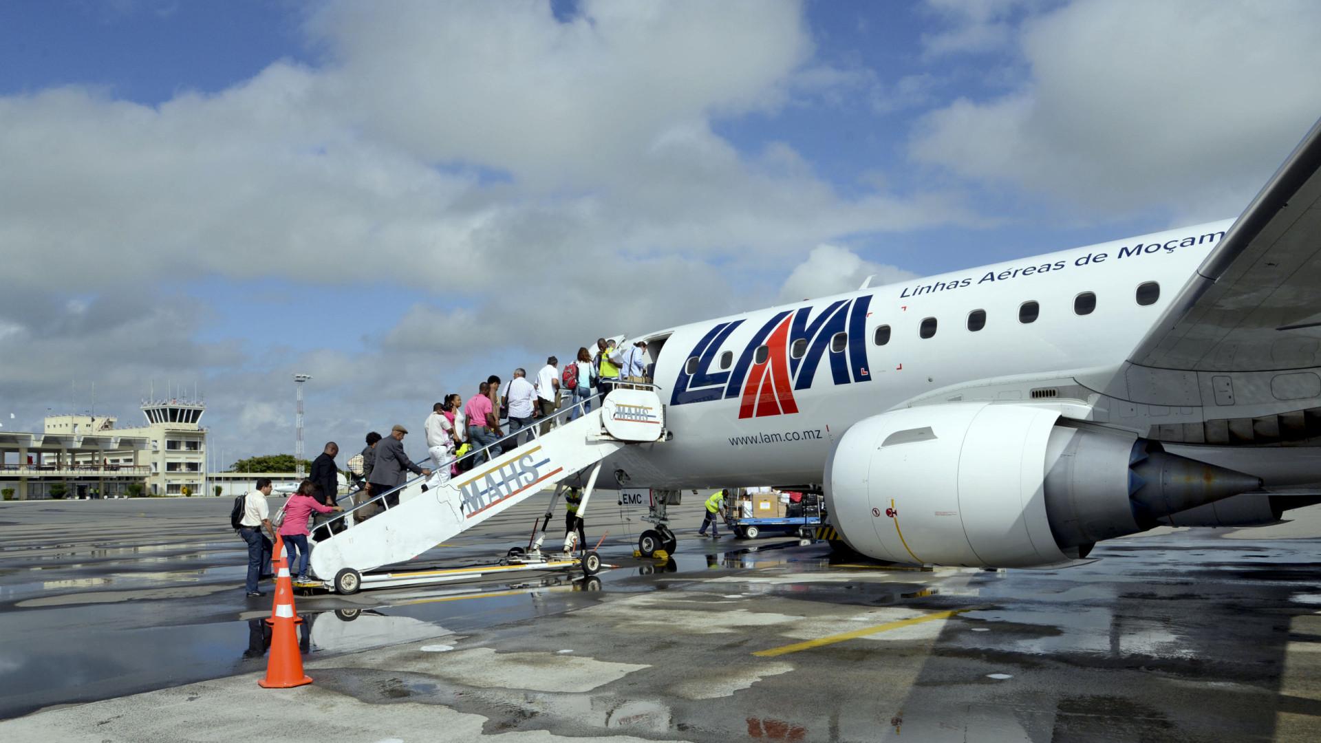 """LAM/Embraer: ONG moçambicana considera """"significativo"""" haver detenções"""