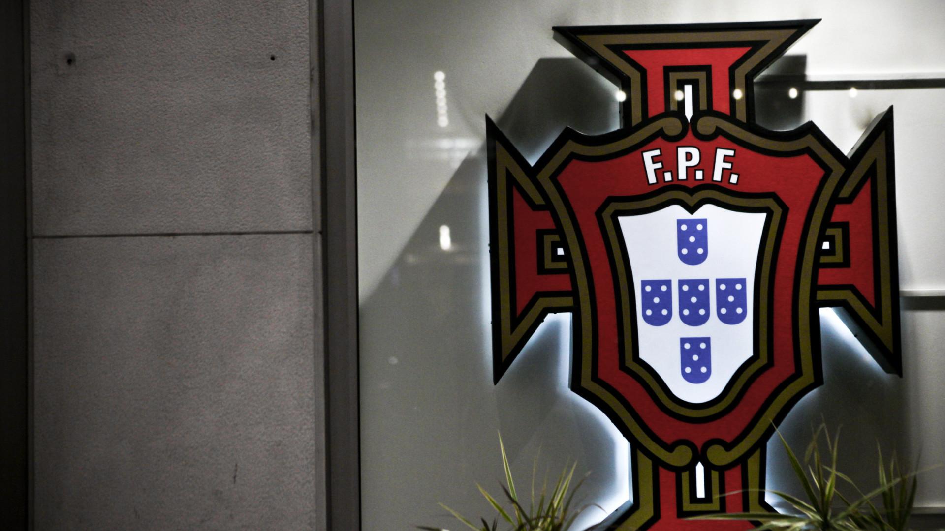 Canal televisivo da FPF nas operadoras Altice, NOS e Vodafone