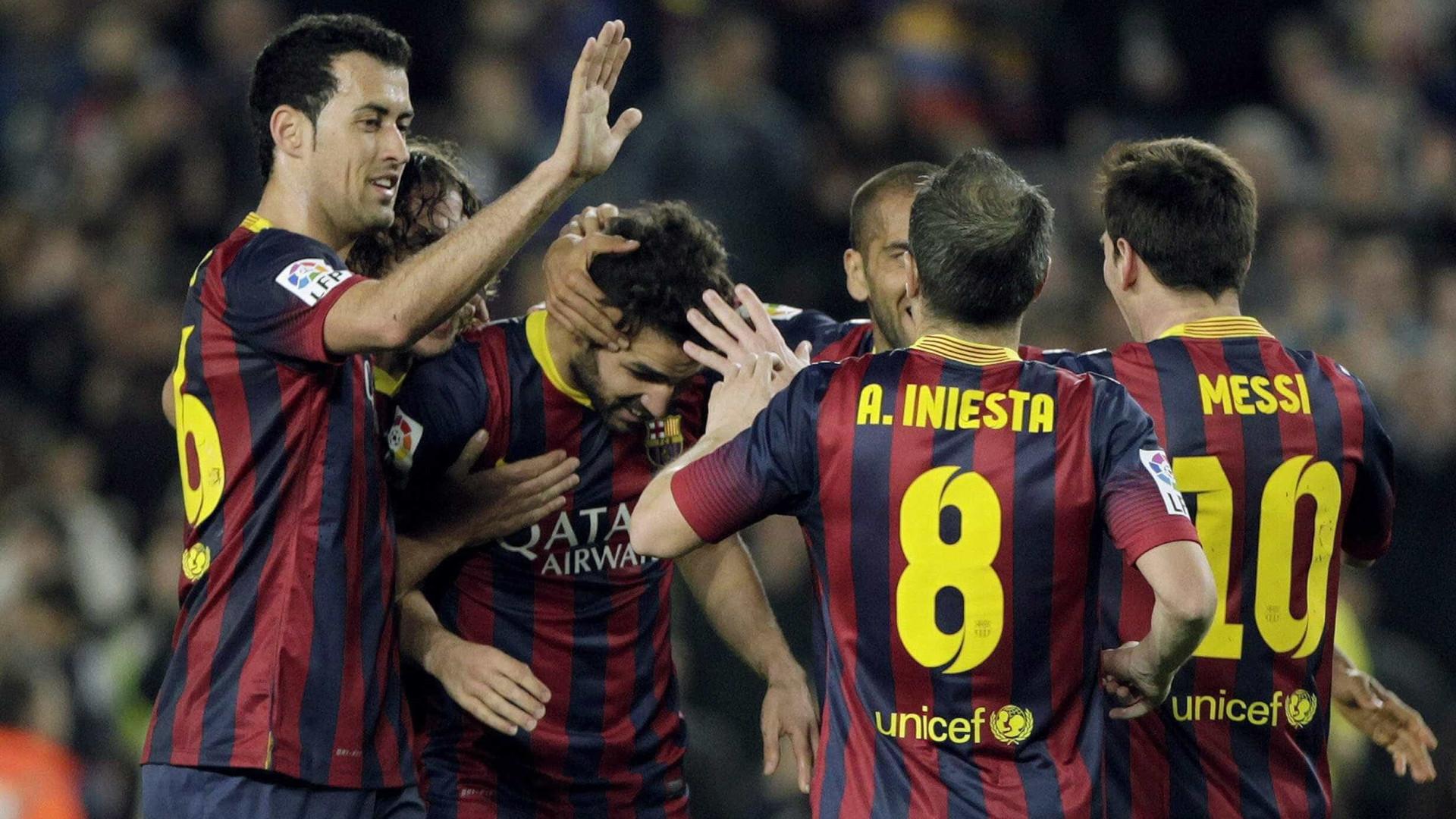 51bd09cd71 Notícias ao Minuto - FC Barcelona