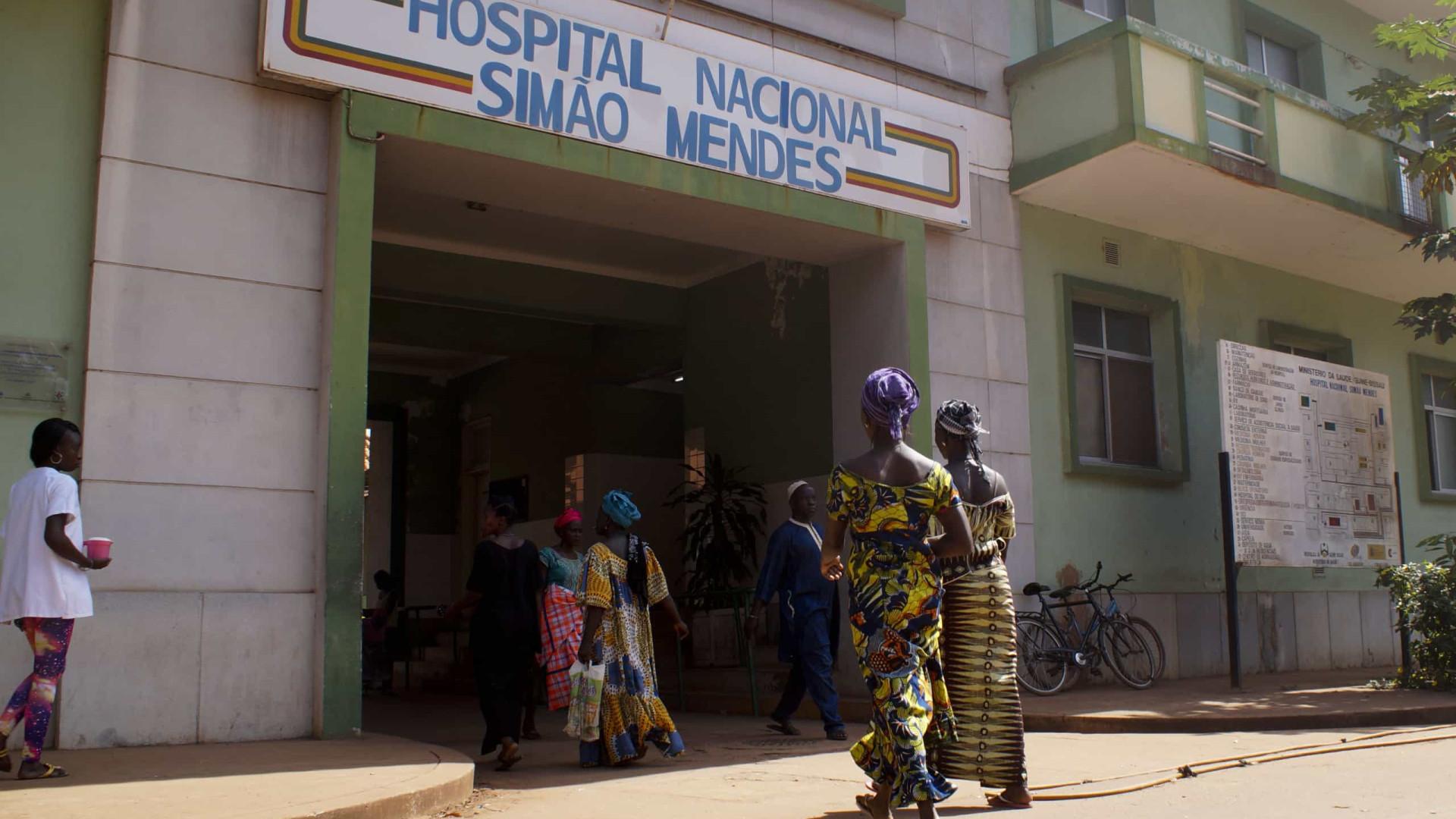 Hospital Simão Mendes de Bissau sem oxigénio há mais de um mês